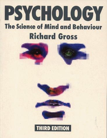 Psychology  by  Richard Gross