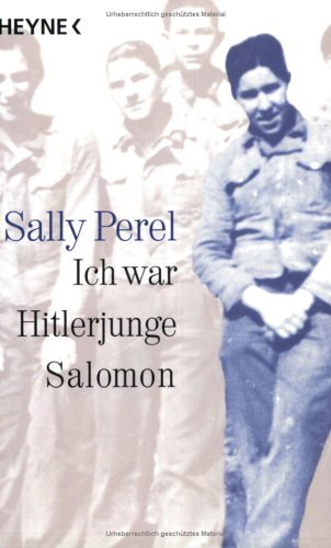 Ich war Hitlerjunge Salomon  by  Solomon Perel