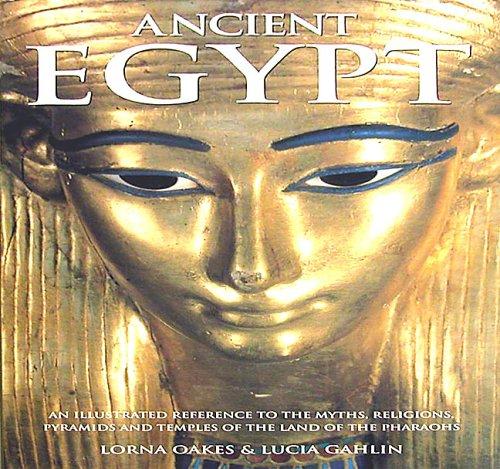 Egypt: Gods, Myths And Religion Lucia Gahlin
