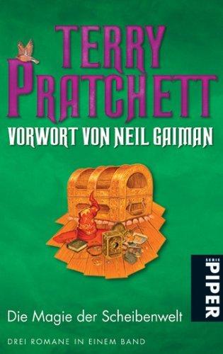 Die Magie der Scheibenwelt Terry Pratchett