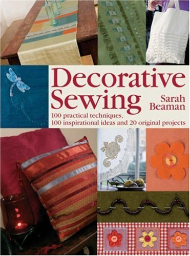 Decorative Sewing Sarah Beaman