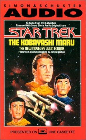 Star Trek the Kobayashi Maru Julia Ecklar