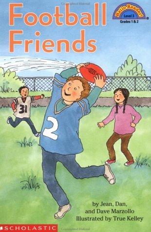 Football Friends  by  Jean Marzollo