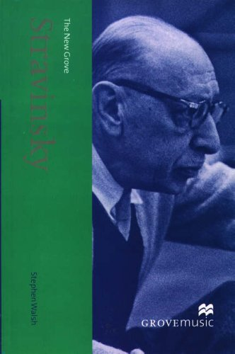 The New Grove Stravinsky Stanley Sadie