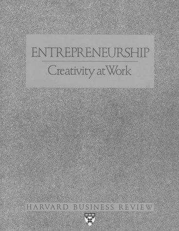 Entrepreneurship  by  Harvard Business School Press