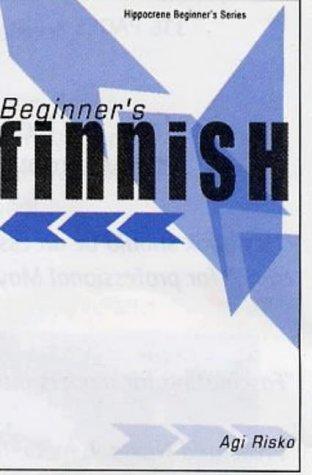 Beginners Finnish  by  Agi Risko