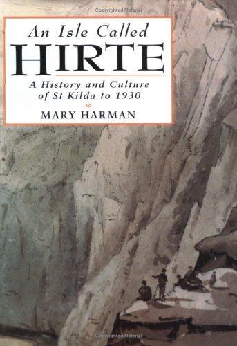 Isle Called Hirte  by  Mary Harman