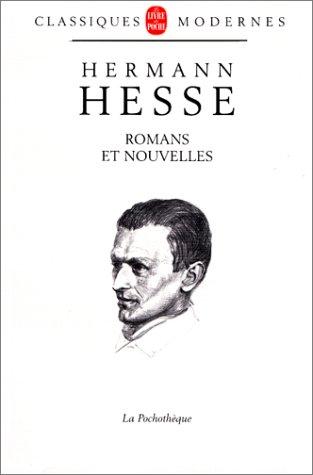 Romans Et Nouvelles  by  Hermann Hesse