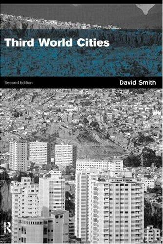 The Third World City  by  David Drakakis-Smith