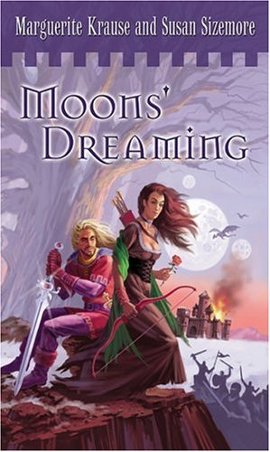 Moons Dreaming (Children of the Rock, #1)  by  Marguerite Krause
