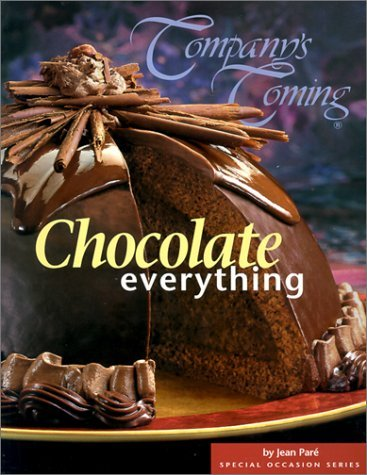 Chocolate Everything  by  Jean Paré