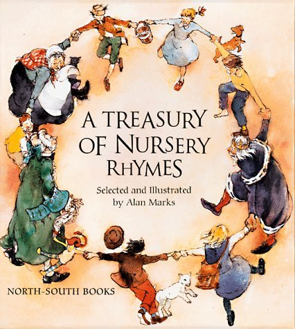 Treasury of Nursery Rhymes,  by  Alan Marks