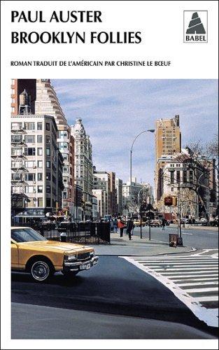 Brooklyn Follies  by  Paul Auster