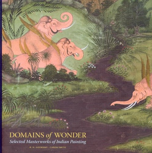Domains Of Wonder: Selected Masterworks Of Indian Painting B.N. Goswamy