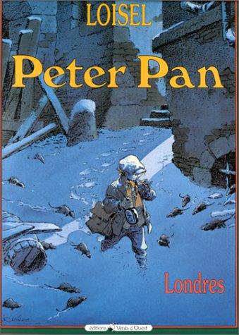 Peter Pan: Londres (Peter Pan, #1) Régis Loisel