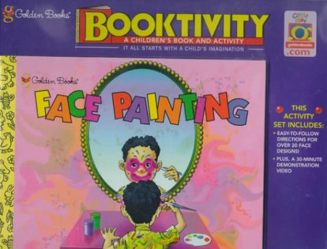 Face Painting Book and Video (Booktivity) Gene Barretta