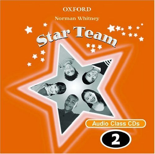 Star Team 2: Audio CDs Norman Whitney