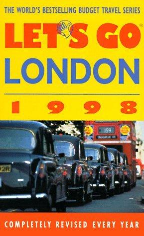 Lets Go London 1998 Lets Go Inc.