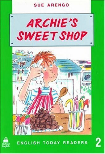 Archies Sweet Shop  by  Sue Arengo