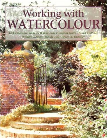 Working With Watercolour  by  Jackie Barrass