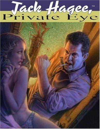 Jack Hagee, Private Eye (Jack Hagee, #1)  by  C.J. Henderson