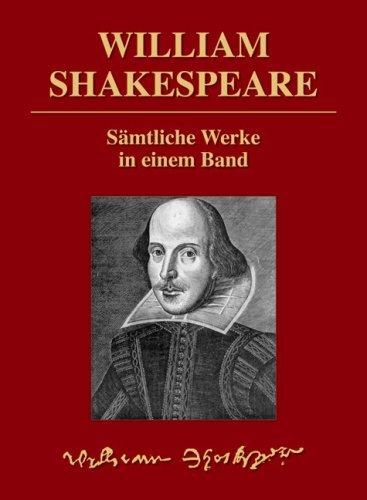 Sämtliche Werke In Einem Band  by  William Shakespeare