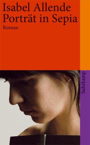 Porträt In Sepia Isabel Allende