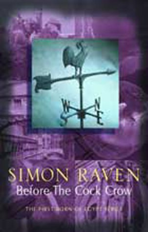 Before The Cock Crow (The First Born Of Egypt Series) Simon Raven