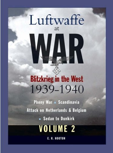 Blitzkrieg in the West 1939 -1940 Edward Hooton