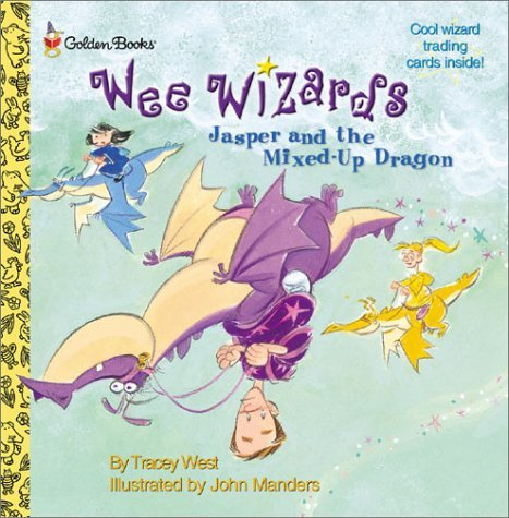 Jasper and the Mixed up Dragon  by  Tracey West