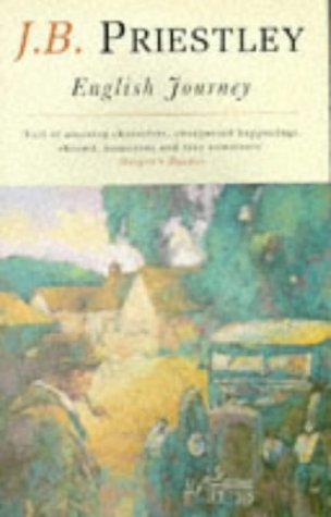 English Journey J.B. Priestley