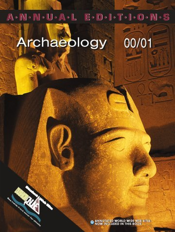Annual Editions: Archaeology 00/01 Linda L. Hasten