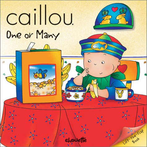Caillou Who Lives in the Forest? Fabien Savary