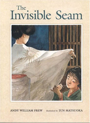 The Invisible Seam  by  Andy William Frew