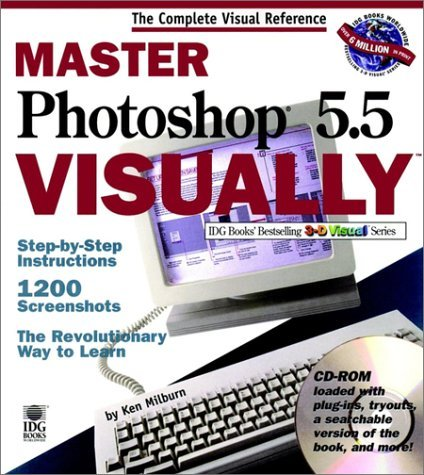 Master Photoshop 5. 5 Visually Ken Milburn