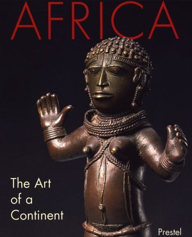 Africa: The Art Of A Continent Tom Phillips