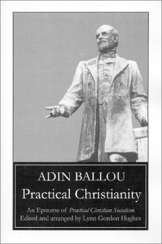 Christian Non-Resistance in All Its Important Bearings Adin Ballou