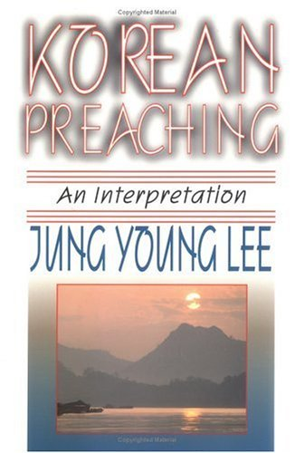 Korean Preaching Jung Young Lee