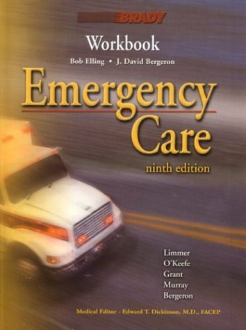 Workbook Emergency Care Daniel J. Limmer