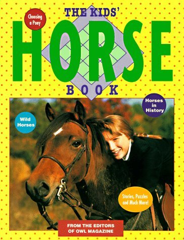 The Kids Horse Book Sylvia Funston