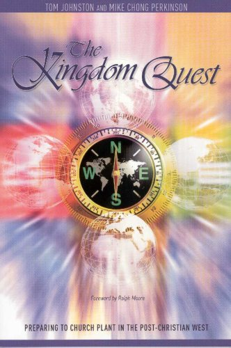 The Kingdom Quest  by  Tom Johnston