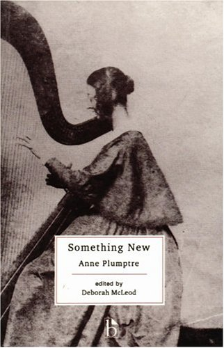 Something New  by  Anne Plumptre