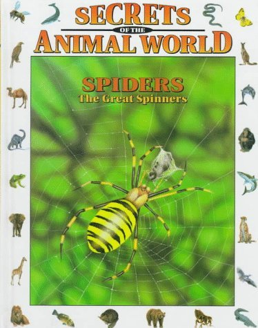 Spiders: The Great Spinners Andreu Llamas