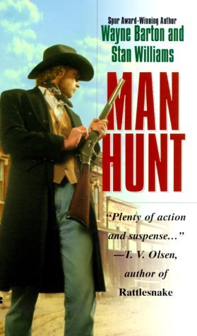 Manhunt  by  Wayne Barton