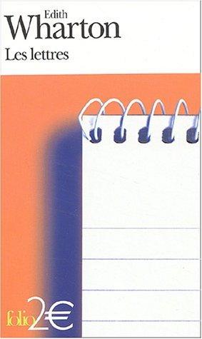 Les lettres  by  Edith Wharton