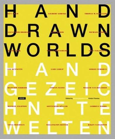 Hand Drawn Worlds Steven Holl