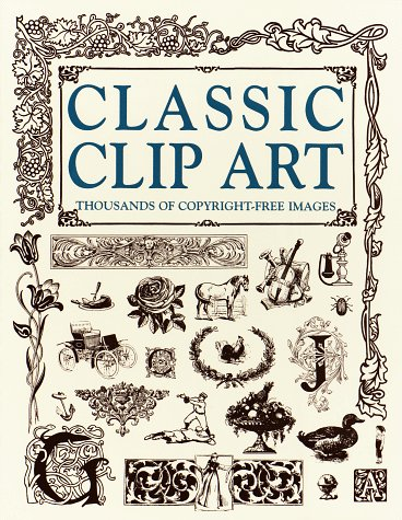 Classic Clip Art  by  Glorya Hale