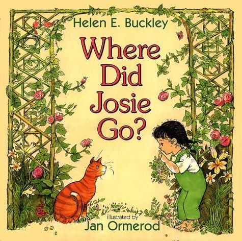 Where Did Josie Go? Helen Elizabeth Buckley