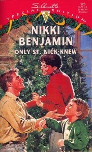 Only St. Nick Knew  by  Nikki Benjamin