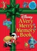 Disney: A Very Merry Memory Book  by  Sharee Hopler